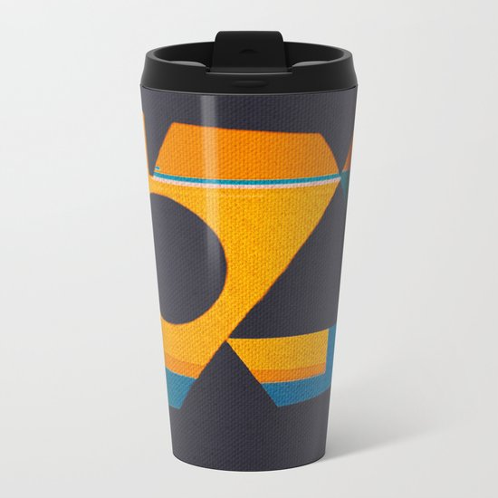 Condor Metal Travel Mug