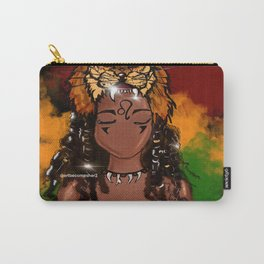 Lioness Rising Carry-All Pouch