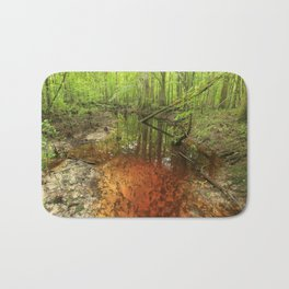 Turkey Creek, South Carolina Bath Mat