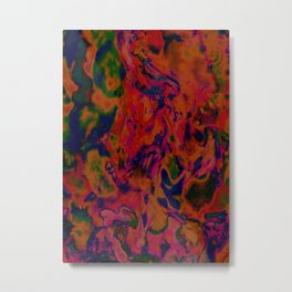 Color Theory Metal Print
