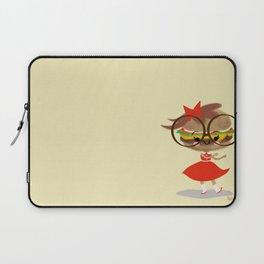 Burger Cutie Time Laptop Sleeve