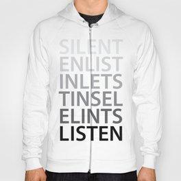 Silent Listen Hoody