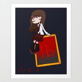 Ib Art Print