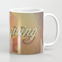 thanksgiving Mugs featuring Thanksgiving   by SeraphimChris