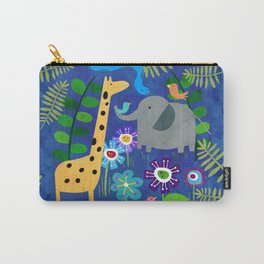 Safari Party Carry-All Pouch