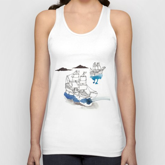 Two Lives Unisex Tank Top