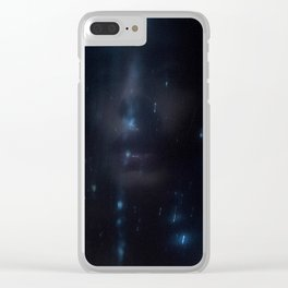 Érosions Clear iPhone Case