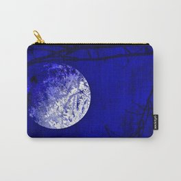 Cold Moon  Carry-All Pouch
