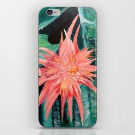 Bromeliad iPhone Skin