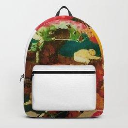 Race Collage II Backpack