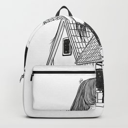 Love like home. Backpack