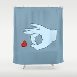 Get That Thing Away From Me Shower Curtain