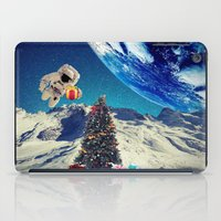 christmas tree iPad Cases featuring Christmas Tree by Cs025