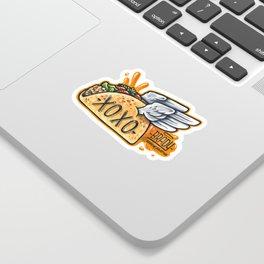 Love Taco! XOXO Sticker