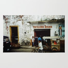Tortilleria Rosario Rug