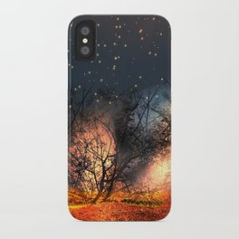 The woods iPhone Case