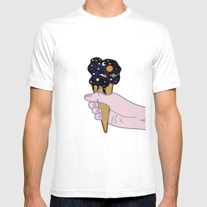 Universe flavour T-shirt