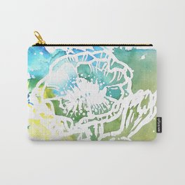 Succlent Wash Carry-All Pouch