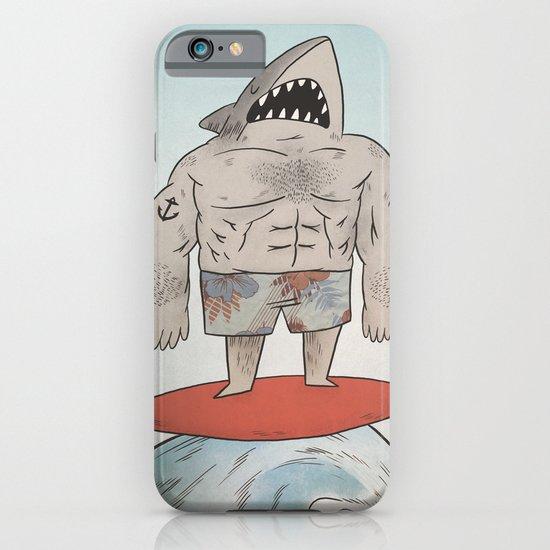 Surf Shark iPhone & iPod Case