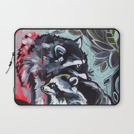 Raccoons Laptop Sleeve