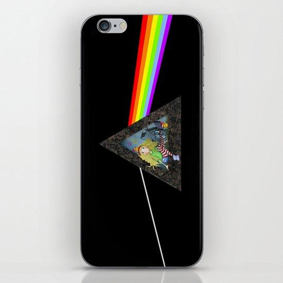 light side of the heidi iPhone & iPod Skin