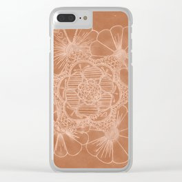 Is it better to fail or never try? Clear iPhone Case