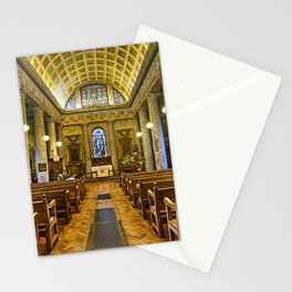 Inside St Lawrence Mereworth Stationery Cards
