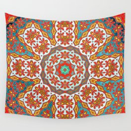 Where's My Indian Flower? Wall Tapestry