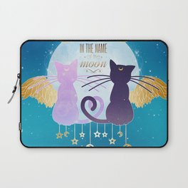 In the name of the moon Laptop Sleeve
