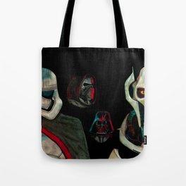 Dark Side Generations Tote Bag