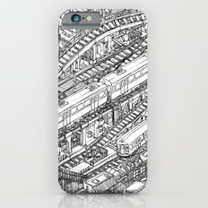 The Town of Train 3 iPhone 6s Slim Case