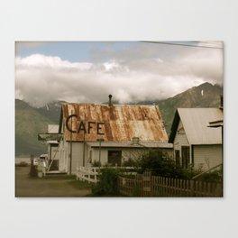Hope, Alaska Canvas Print
