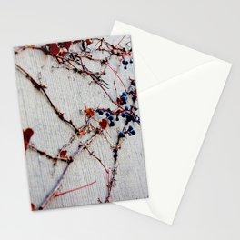 Parthenocissus quinquefolia Stationery Cards