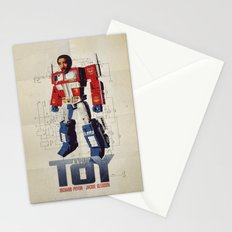 The Toy Poster Stationery Cards