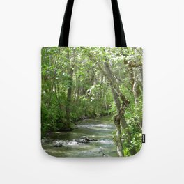 Peaceful moments.... Tote Bag