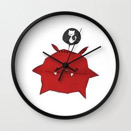 minima - rawr 03 Wall Clock