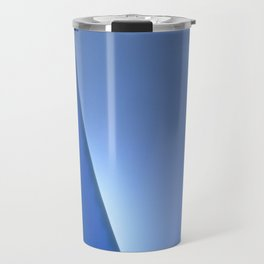 Metal Water Drop Travel Mug
