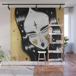 GOLDEN WITCH Wall Mural