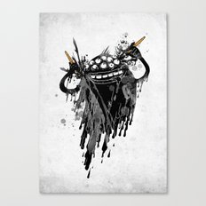 Monsta.Ink! Canvas Print