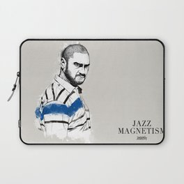 Kase.O Jazz Magnetism Laptop Sleeve
