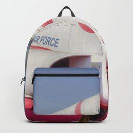Northrop F5 Turkish stars Backpack