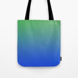 RESTING STATE - Minimal Plain Soft Mood Color Blend Prints Tote Bag