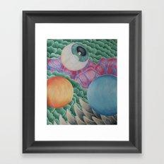 Formlessness Framed Art Print