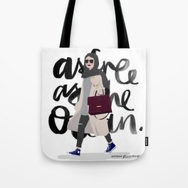 free as the ocean Tote Bag