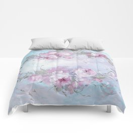 Crown Rose Comforters
