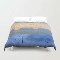 chicago Duvet Covers featuring Chicago by Shelby Babbert Photography