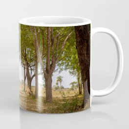 A Deer in the Forest Coffee Mug