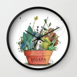 Kodama Wall Clock