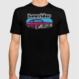 Lowrider Car T-shirt