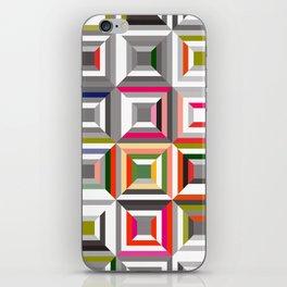 geometric 08 iPhone Skin